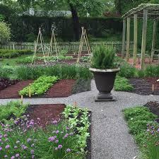 ina garten garden ina garten s east hton home and garden tour people com