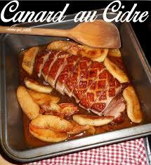 cuisiner magret de canard au four magret de canard au cidre avec pomme le de cuisine qui petille