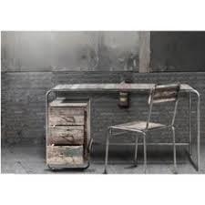 Chaise Industrielle En M C3 A9tal Par Henri Chaise Metal Orange Bar And Tables