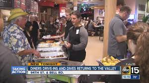 Diner Drive Ins And Dives Map Diners Drive Ins And Dives Returns To Valley Youtube
