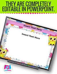 fun editable powerpoint templates pack by flapjack educational