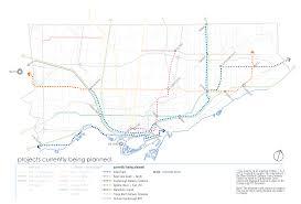 Toronto Subway Map Transit In To Transit Expansion U2013 City Of Toronto