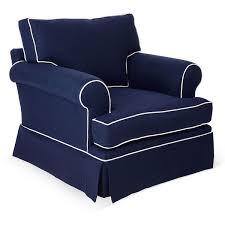 linen club chair barclay butera hton club chair navy linen club chairs 2 395