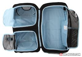 best travel bags images Best travel bag gravis trekker inside open the house jpg