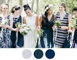 5 bridesmaid dress color combos that look gorgeous u2013 bubbling brides