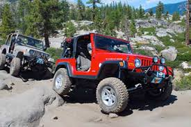 jeep rubicon trail 19th rubicon trail 2016 hosted by jeep jamboree usa let s go offroad