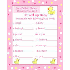 baby shower advice cards template free choice image baby shower