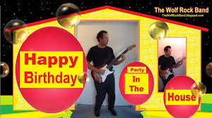 happy birthday song remix u2013 party in the house remixed hip hop