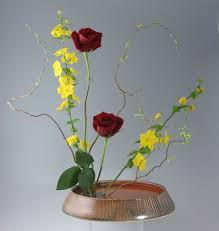 Ikebana Vases Hand Made Ikebana Moribana Flower Container By Centerpoint Studios