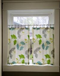 Joann Fabric Diy Cafe Curtains Fabric From Joann Fabric Half Bath