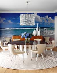 make your home look bigger with nature inspired wall murals