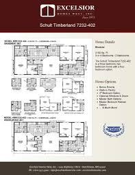 Schult Modular Home Floor Plans Schult Homes Floor Plans Home Plan