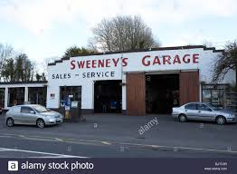 sweeneys garage old traditional style irish roadside garage county