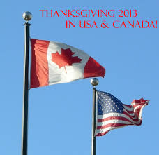 thanksgiving in the usa and canada a major celebration