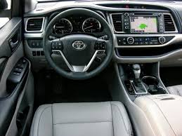 toyota highlander how many seats drive 2017 toyota highlander gets more than just a nose