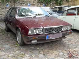 1985 maserati biturbo for sale maserati biturbo car classics