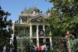 celebrating halloween at disneyland gone with the family