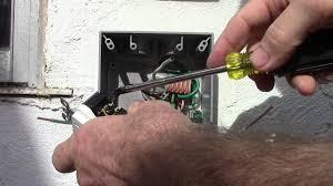 how to wire a 20 amp gfci receptacle and a switch for exterior use