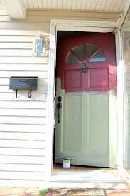 How To Paint An Exterior Door Exterior Door Paint Freda Stair