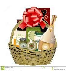 gift hamper stock image image 17206911