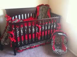 Cheetah Print Crib Bedding Set Leopard Print Crib Bedding Set Affordable Gold And
