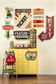 Home Theater Decorations Accessories Planning An Oscars Party This Vintage Movie Themed Decor Is A