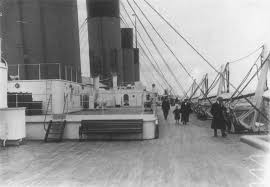 second and third class facilities on the rms titanic wikipedia