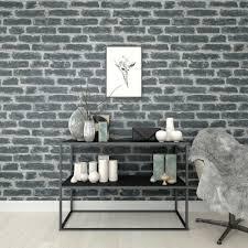 industrial style with 3d brick effect wallpaper graham u0026 brown uk