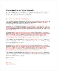 sample cover letter for resume 8 examples in word pdf