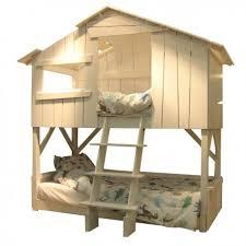 chambre cabane enfant lit cabane enfant superposé coloris au choix mathy by bols ma