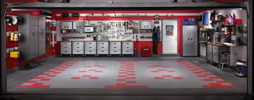 Cool Garage Floors Awesome Garage Garage Remodeling Pinterest Garage Ideas