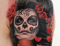 day of the dead tattoos archives u2022 perfect tattoo artists