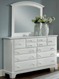 white dresser with mirror drop camp