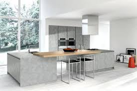 mod鑞e cuisine avec ilot central ilot central cuisine avec table great cuisine ilot central table