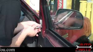 ford ranger side mirror youtube