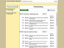 construction bid software cleanguru construction cleaning bidding software cleanbid