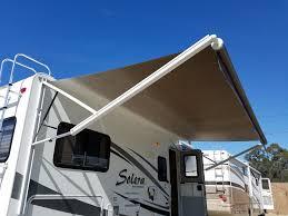 Awning Motor Repair Roof U0026 Awning Repair Amv Trading Ventura County Rv Repair And