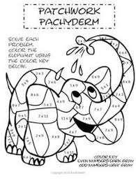 Thanksgiving Color By Number Addition Coloring Pages For Kindergarten Addition Coloring
