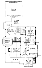 baby nursery house with wrap around porch floor plan building