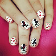 my mickey mouse nails pixels thoughts u0026 words