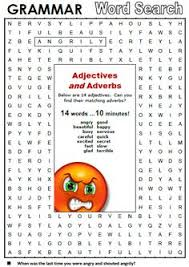 adjectives and adverbs esl english as a second language inglés