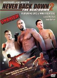 Never Back Down 2 2011 poster