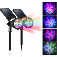multi color led landscape lighting solar christmas lights outdoor creative design colored solar