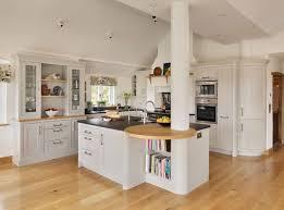 Kitchen Cabinet Cart Raised Breakfast Bar Swedish Assistant Design Leather Kitchen