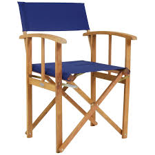 Folding Directors Chair Charles Bentley Pair Of Wooden Directors Chairs Buydirect4u
