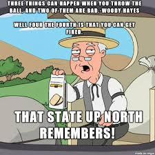 Ohio Meme - ohio state suckeyes meme on imgur
