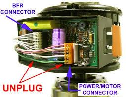 casablanca fan repair