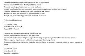 Commercial Truck Driver Resume Sample by Resume For Truck Driver Class A Cdl Truck Driver Resume Sample