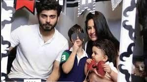 Beautiful Family Fawad Khan With His Beautiful Family Youtube