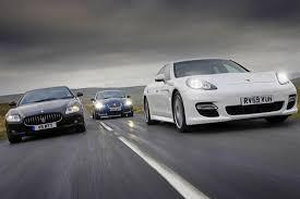 maserati gt vs porsche 911 porsche panamera v maserati quattroporte s v jaguar xfr evo